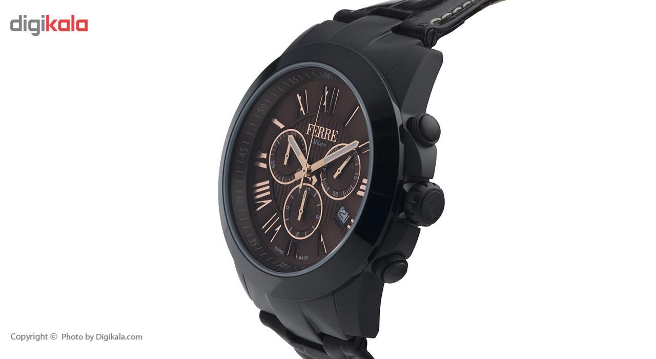ساعت مچی عقربه ای مردانه فره میلانو مدل FM1G079L0041 -  - 3