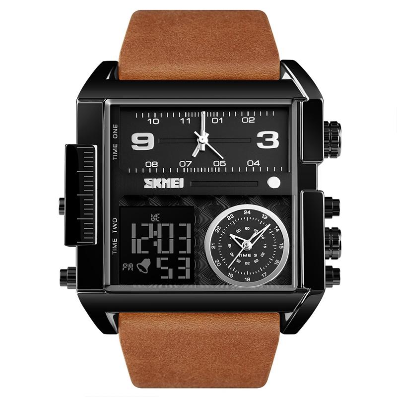 ساعت مچی عقربه ای مردانه اسکمی مدل 1391              ارزان