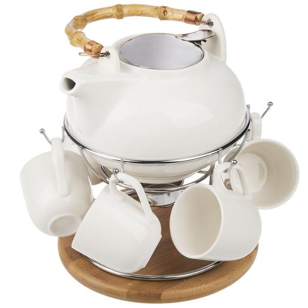 سرویس 9 پارچه چای خوری سیلویا مدل 277228