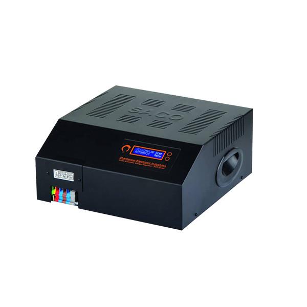 استابلایزر ساکو مدل SVR-8000 ظرفیت 8000 ولت آمپر