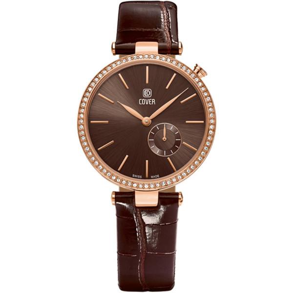 ساعت مچی عقربه ای زنانه کاور مدل Co178.04