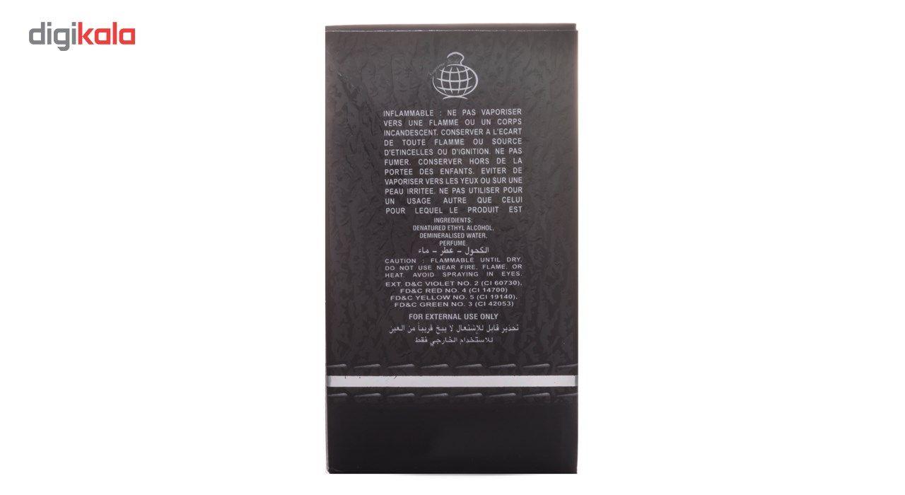 ادو پرفیوم مردانه فراگرنس ورد مدل Black Leather حجم 100 میلی لیتر main 1 5