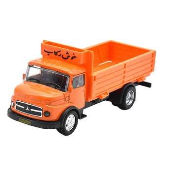 ماشین بازی آکو مدل کامیون خوش رکاب