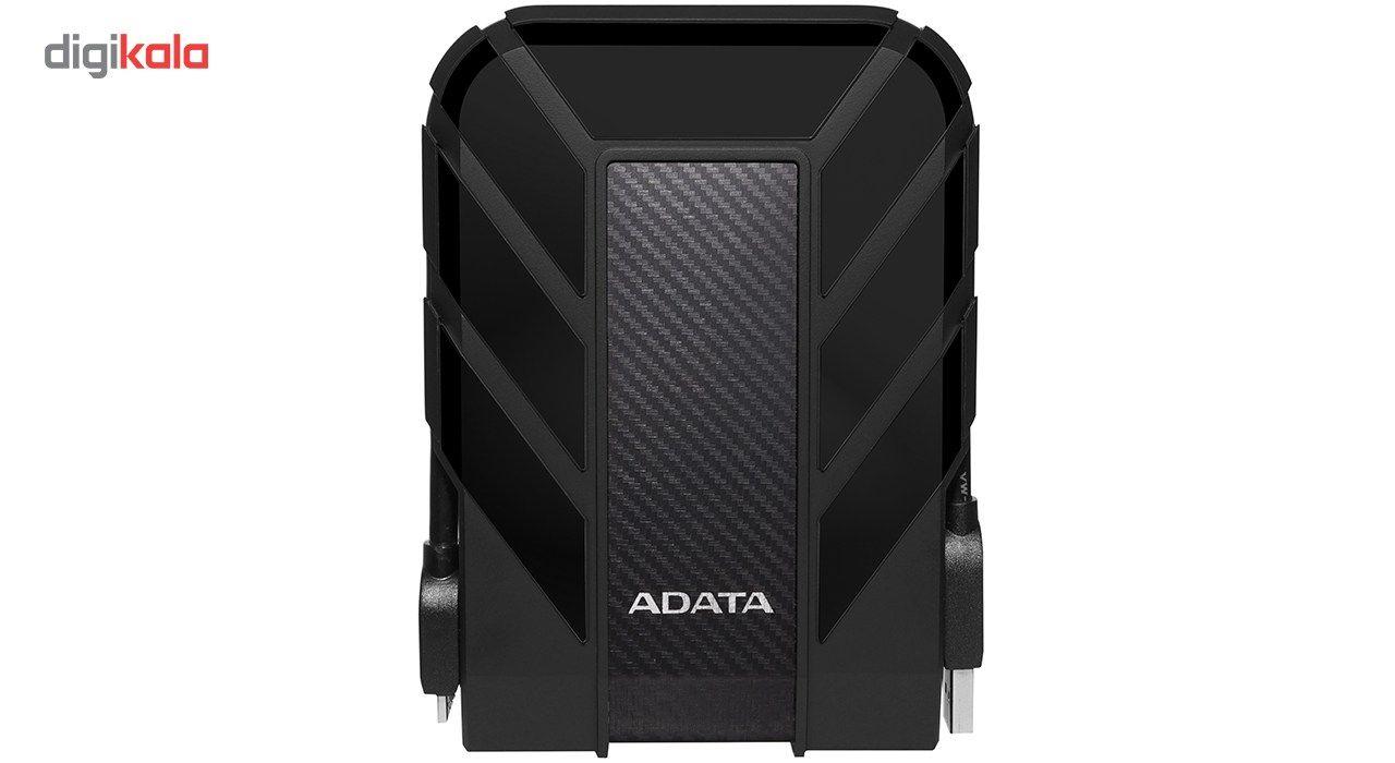 هارد اکسترنال ای دیتا مدل HD710 Pro ظرفیت 2 ترابایت main 1 5