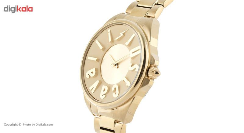 ساعت مچی عقربه ای زنانه جاست کاوالی مدل JC1L008M0085 - جاست موبایل
