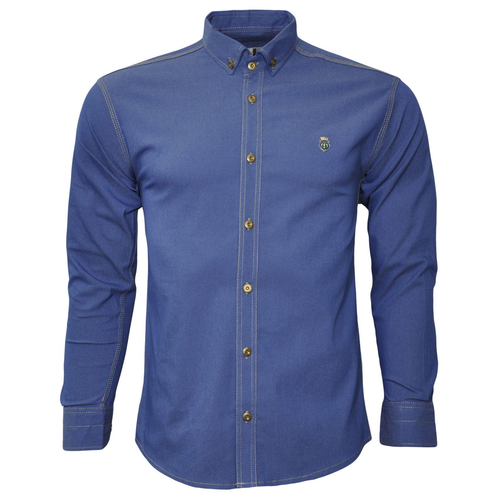 پیراهن مردانه مدل ten003 -  - 2