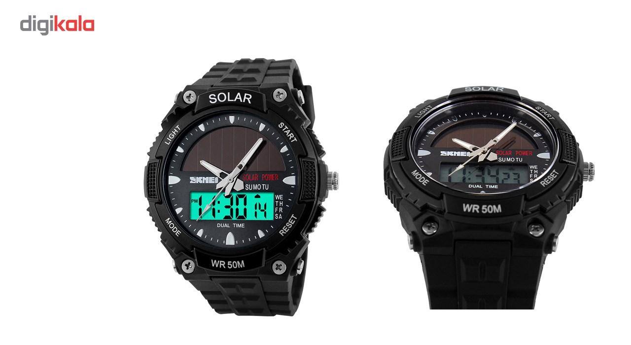 ساعت مچی دیجیتالی  اسکمی مدل 1049