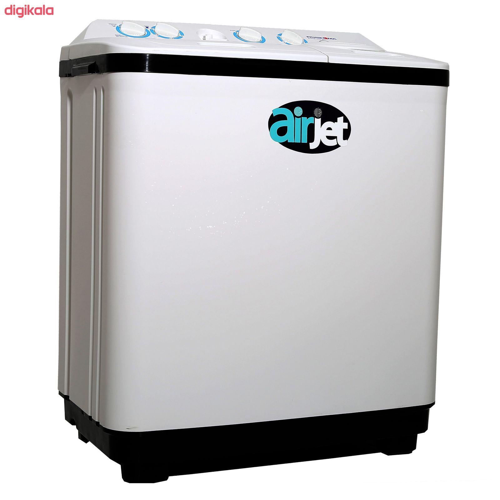 ماشین لباسشویی پاکشوما مدل PWN-9654AJ ظرفیت 9.6 کیلوگرم main 1 2