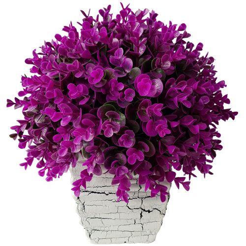 مدل گلدان بزرگ با گل