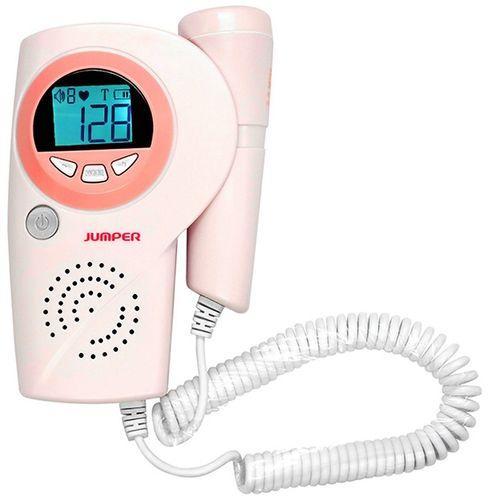 دستگاه شنیدن و ضبط صدای قلب جنین جامپر مدل ZM 100A