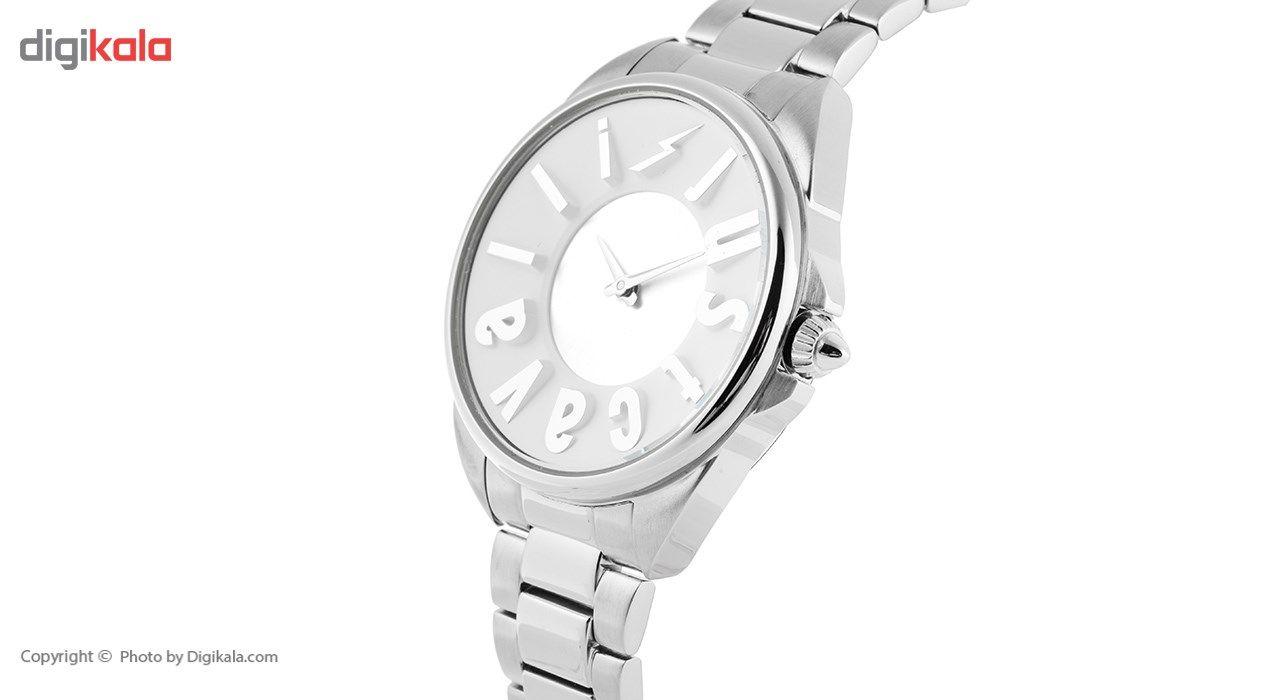 ساعت مچی عقربه ای زنانه جاست کاوالی مدل JC1L008M0065 -  - 1