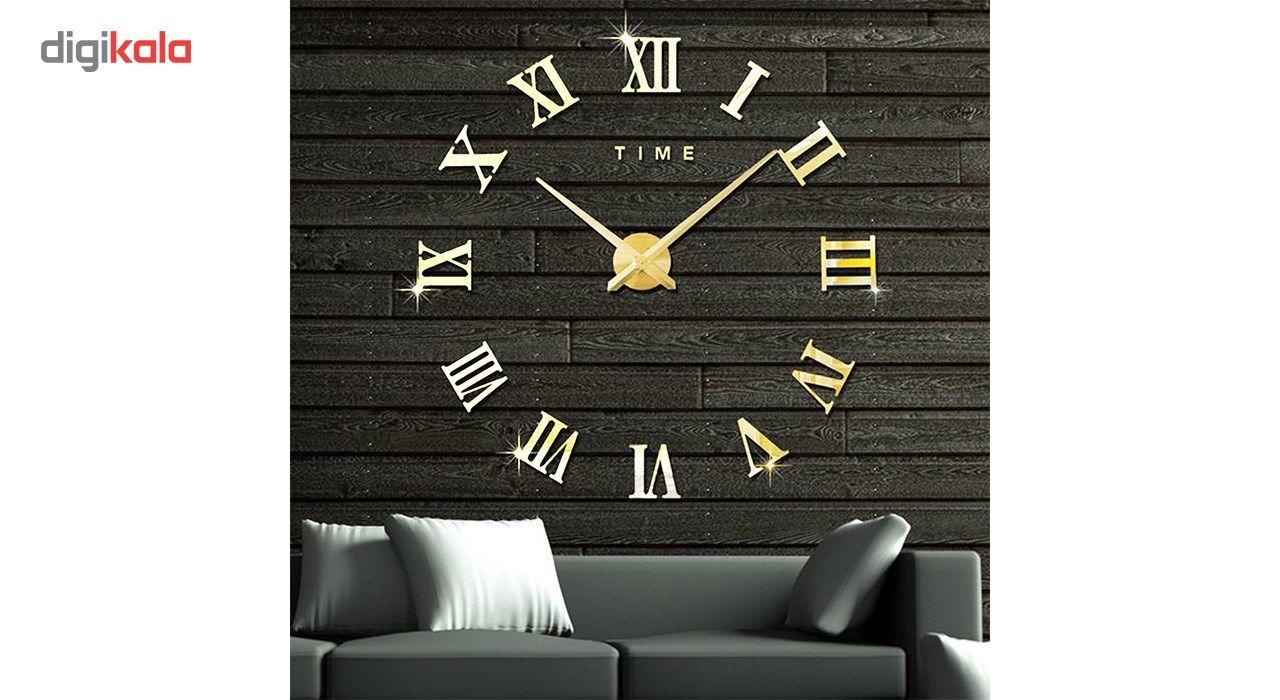 ساعت دیواری رویال ماروتی مدل NET-6007 سایز بزرگ main 1 1