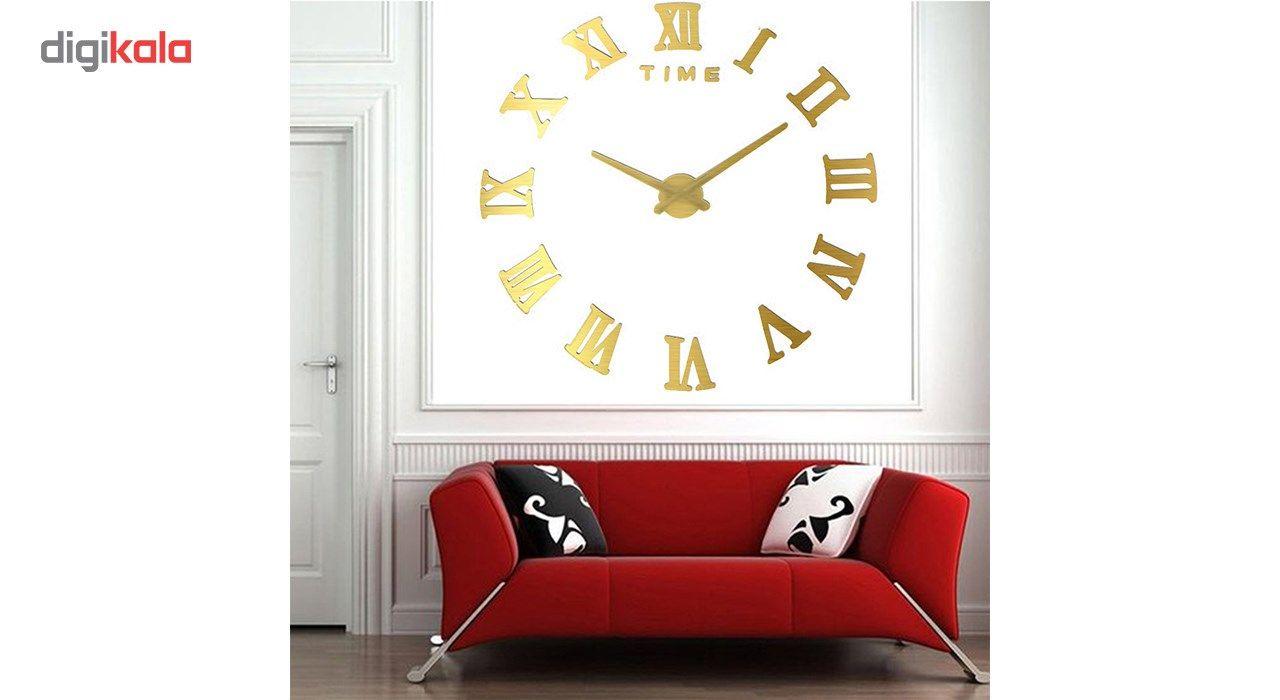 ساعت دیواری رویال ماروتی مدل NET-6007 سایز بزرگ main 1 2