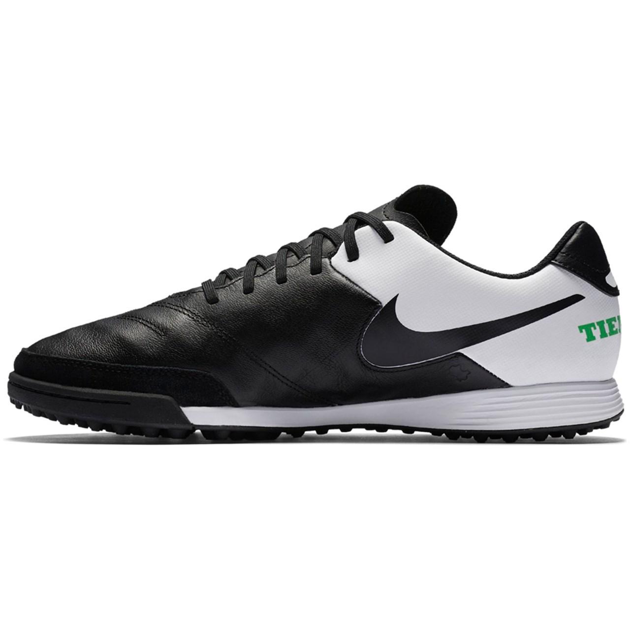 کفش مخصوص فوتسال مردانه نایک مدل TIEMPOX GENIO II LEATHER TF
