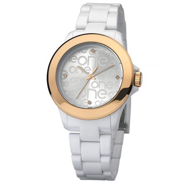 ساعت مچی عقربه ای زنانه وان واچ مدل OA3074BR22E