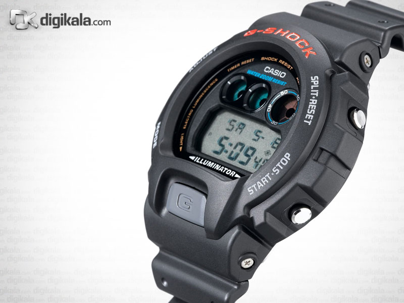خرید ساعت مچی دیجیتال مردانه کاسیو جی-شاک DW-6900-1VQ