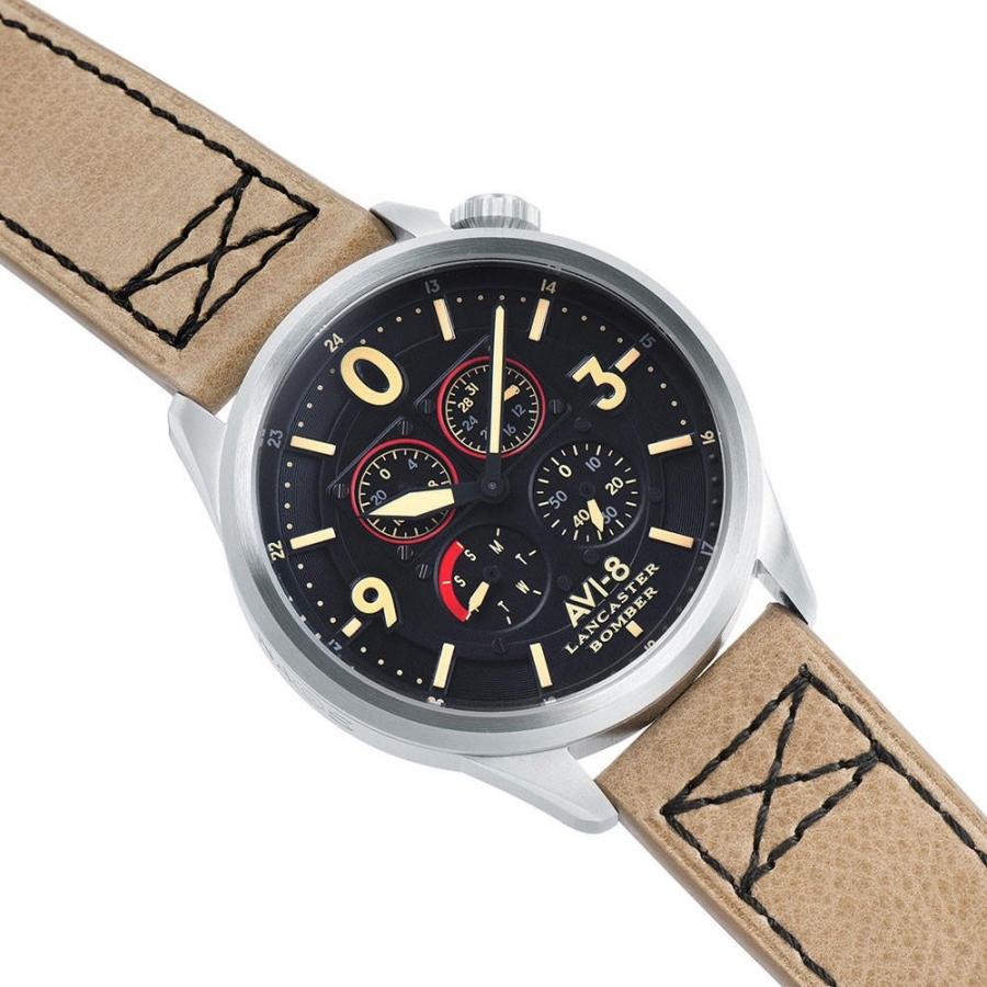 ساعت مچی عقربه ای مردانه ای وی ایت مدل AV-4050-02