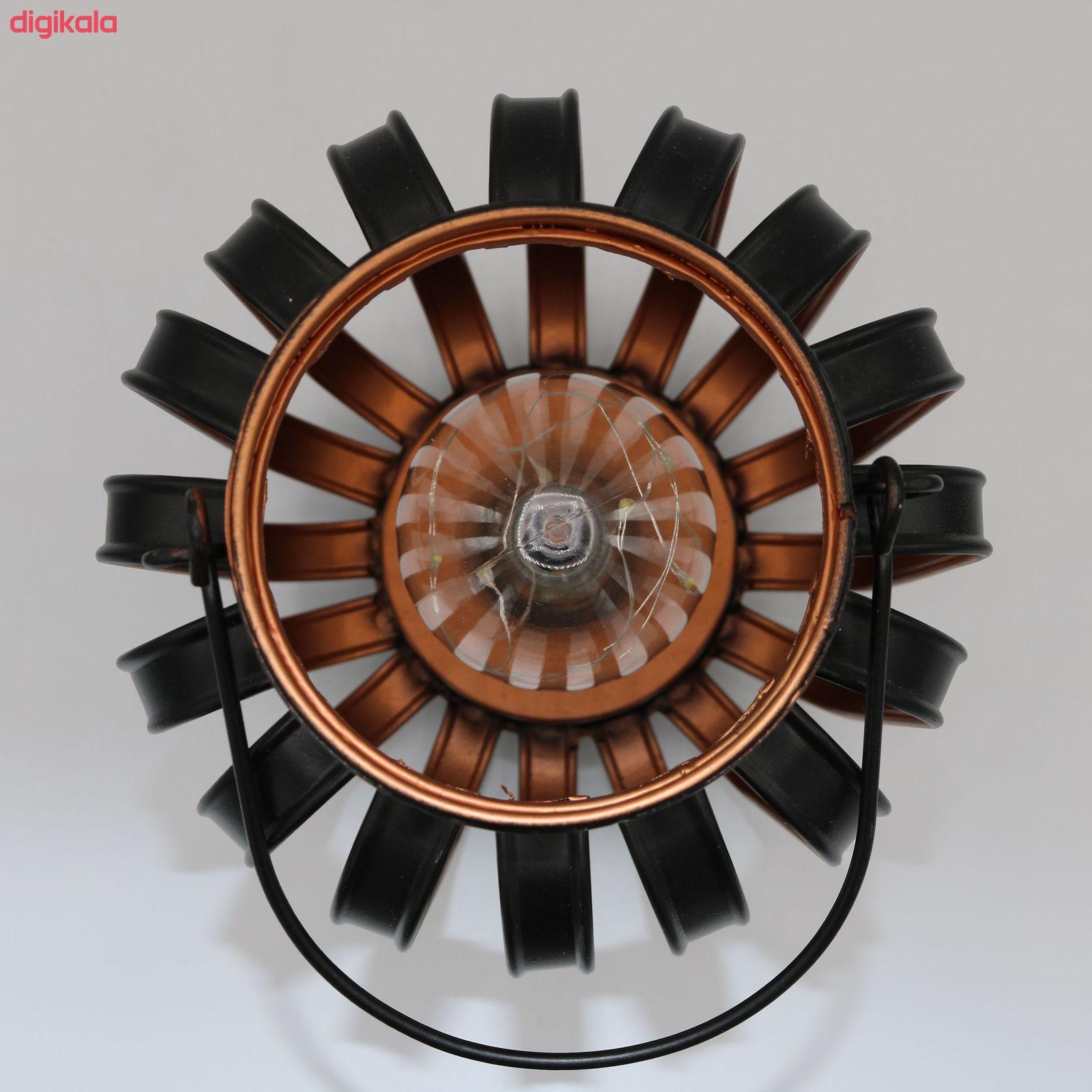 چراغ رومیزی مدل فانتزی
