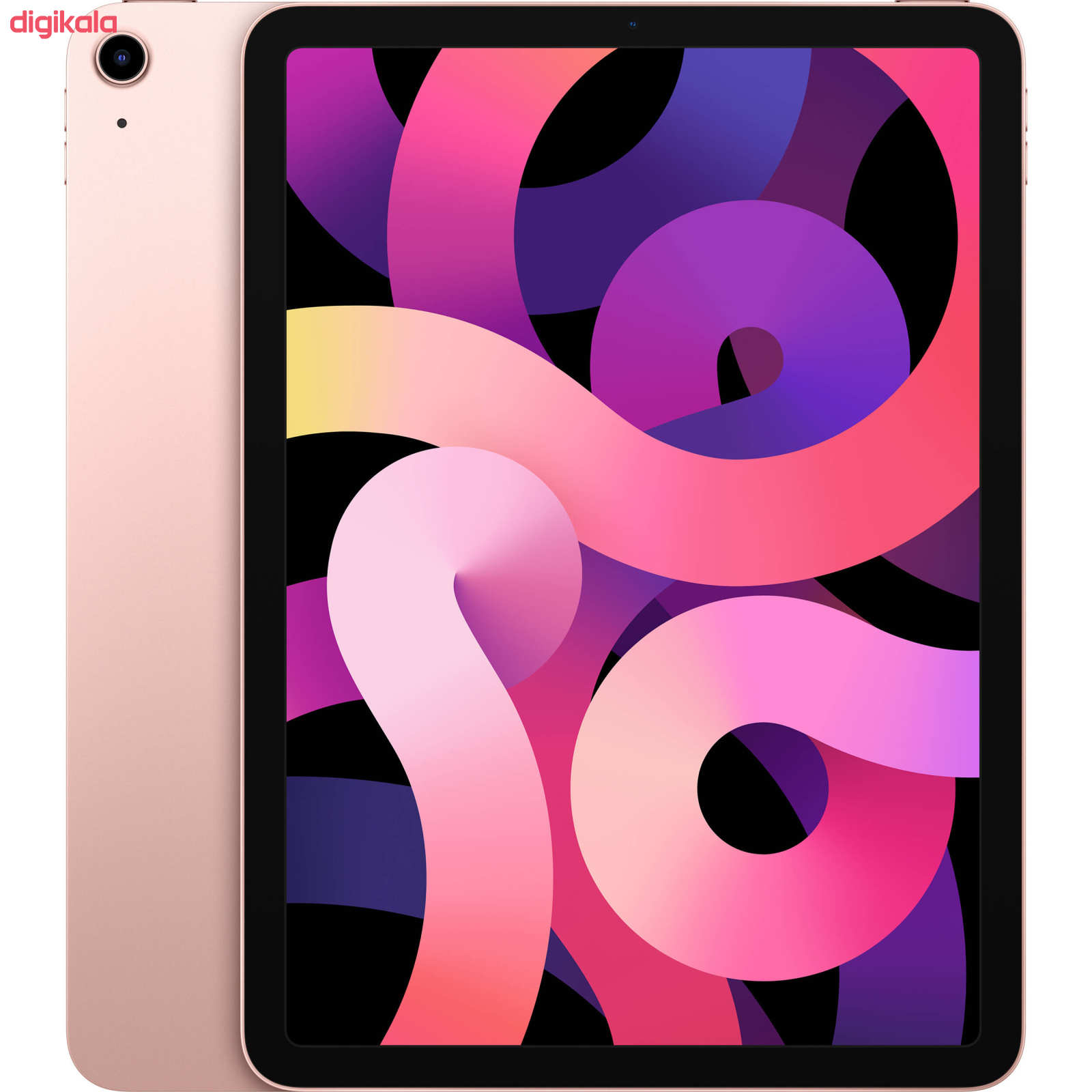 تبلت اپل مدل iPad Air 10.9 inch 2020 WiFi ظرفیت 256 گیگابایت  main 1 10