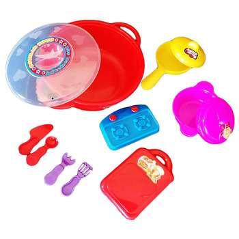 ست اسباب بازی آشپزخانه مدل قابلمه