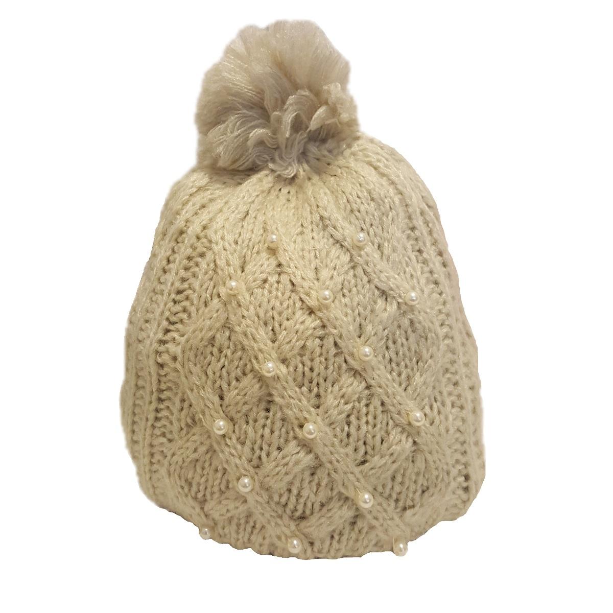 کلاه بافتنی زنانه آردن مدل CA_21089