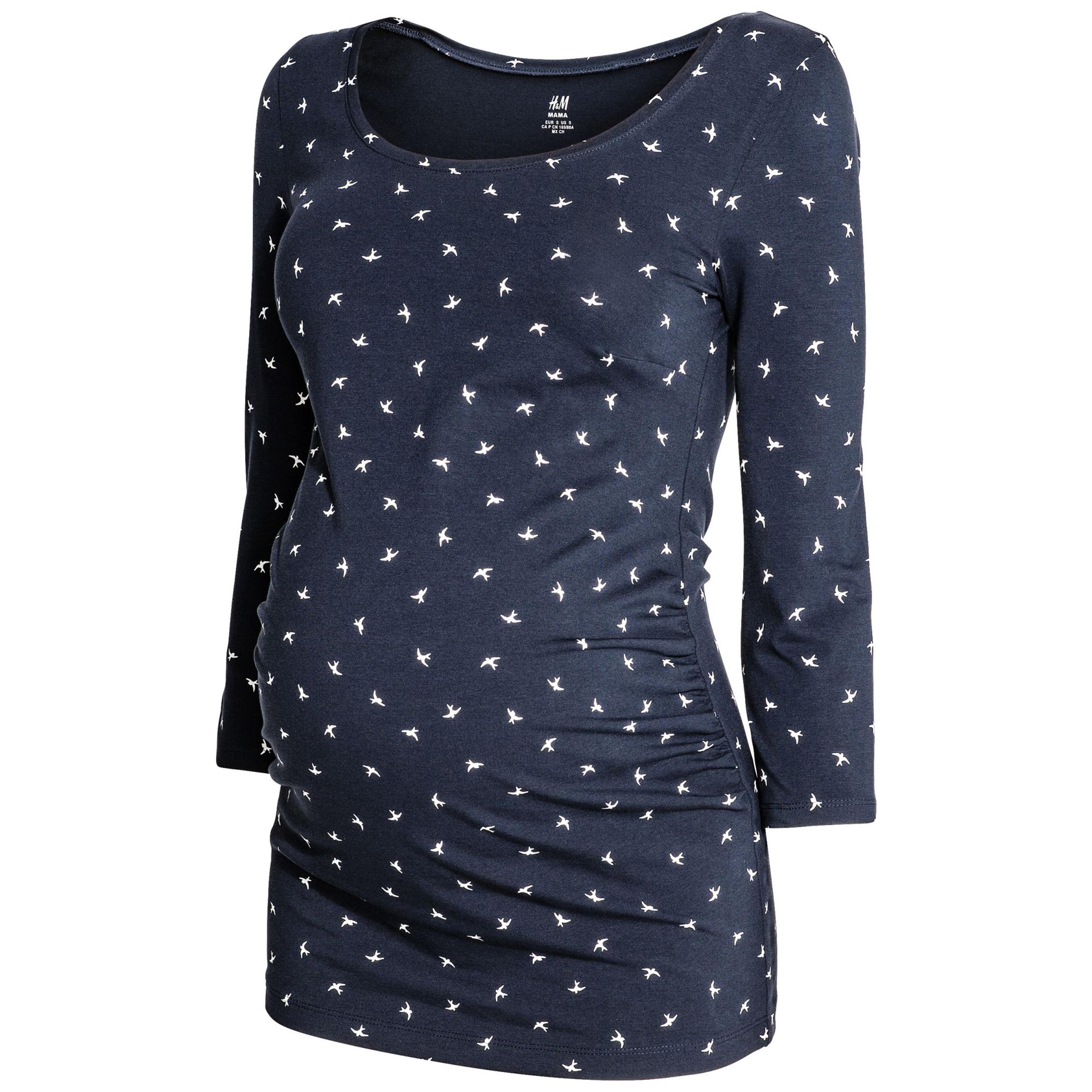 تی شرت بارداری اچ اند ام مدل 0398074