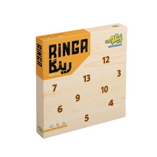 بازی آموزشی زینگو مدل رینگا