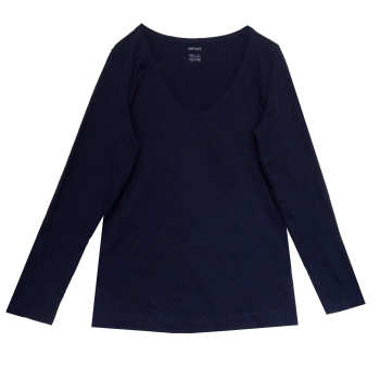 تی شرت آستین بلند زنانه اسمارا مدل IAN 313423
