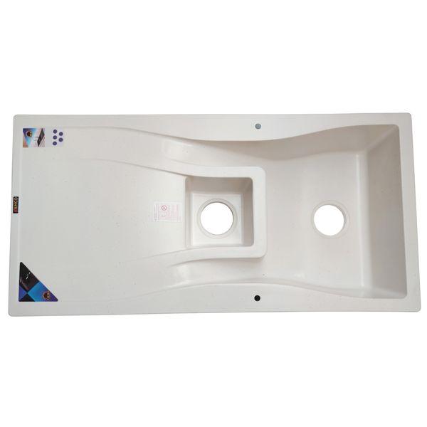 سینک ظرفشویی سامکو کد new-206-A