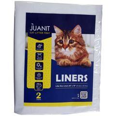 لاینر ظرف خاک گربه ژوانیت مدل 01