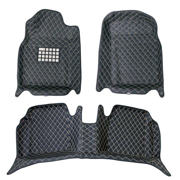 کفپوش سه بعدی خودرو مدل AMG مناسب برای ماکسیما