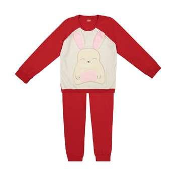 ست تی شرت و شلوار دخترانه مادر مدل 300-72