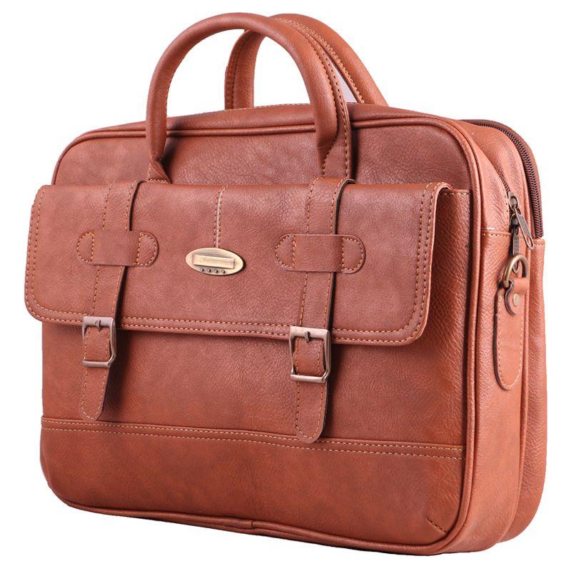 کیف چرم ما مدل SM-2 مجموعه 2 عددی -  - 7