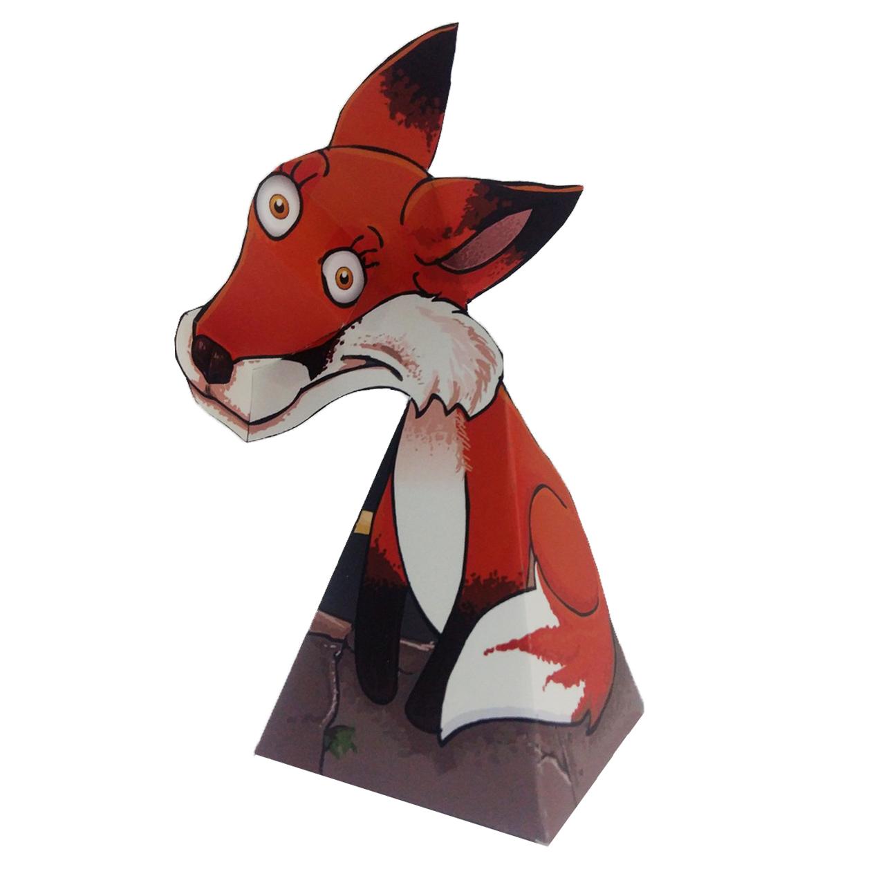اسباب بازی زینتی مدل روباه