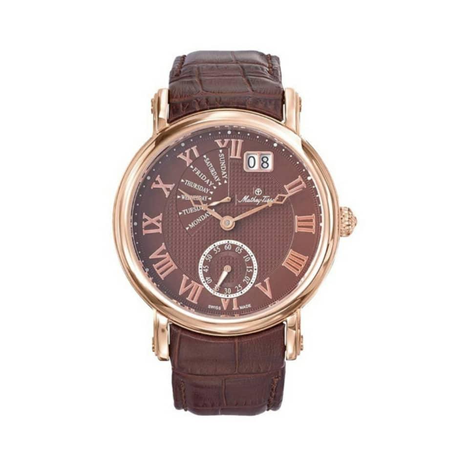 ساعت مچی عقربه ای مردانه متی تیسوت مدل H7020PM