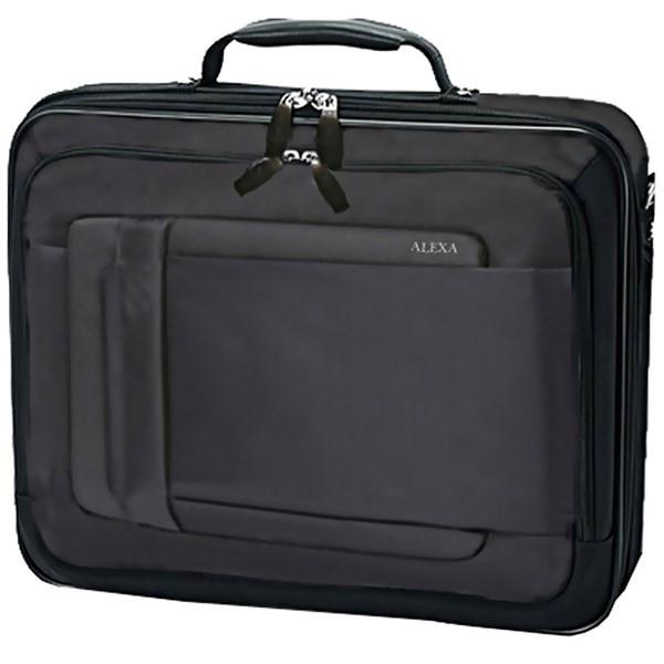 کیف لپ تاپ الکسا مدل ALX137CP مناسب برای لپ تاپ 15.6 تا 16.4 اینچی