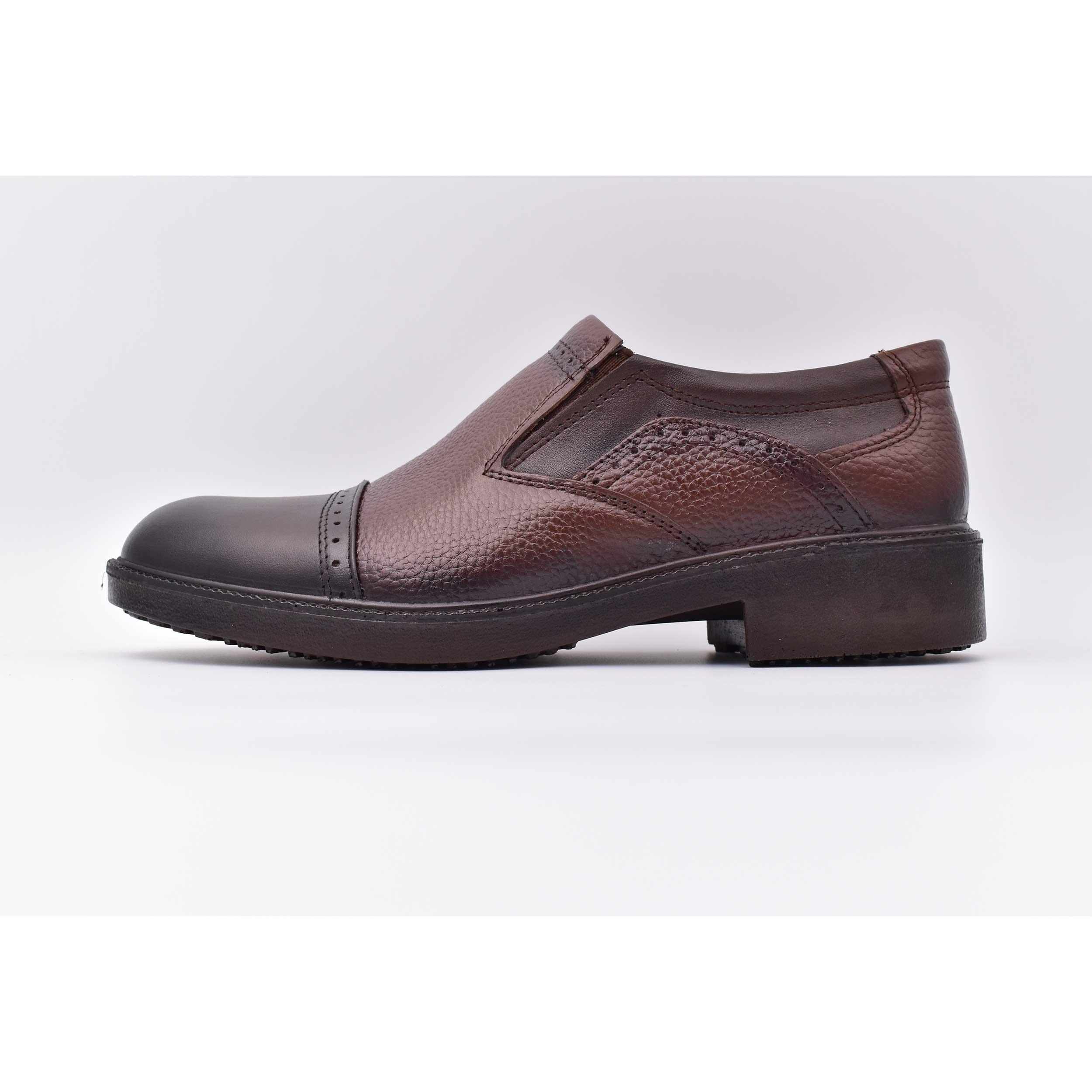 قیمت خرید کفش مردانه مدل درخشان کد 7717 اورجینال