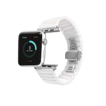 بند سرامیکی Apple watch مدل  One Bead مناسب برای اپل واچ 42 میلی متری
