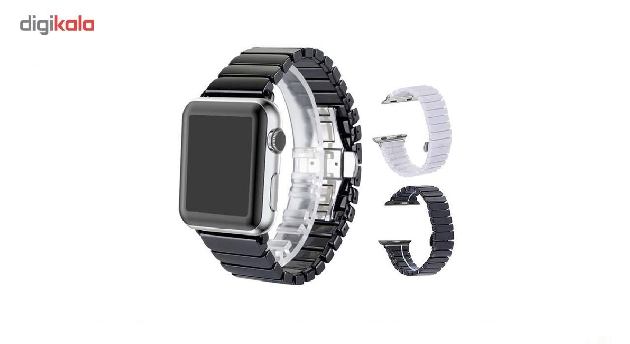 بند سرامیکی Apple watch مدل  One Bead مناسب برای اپل واچ 42 میلی متری main 1 1