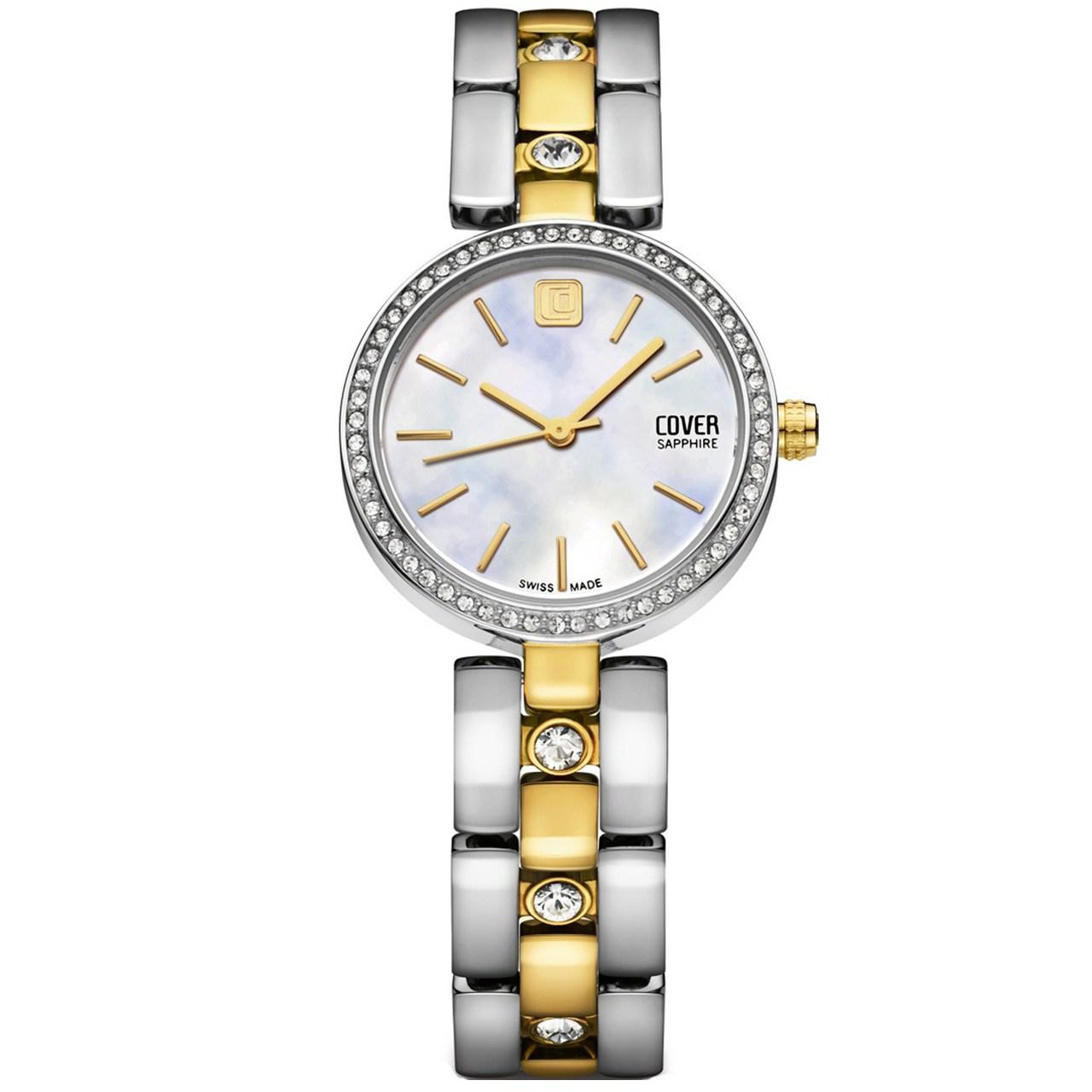 ساعت مچی عقربه ای زنانه کاور مدل Co147.02