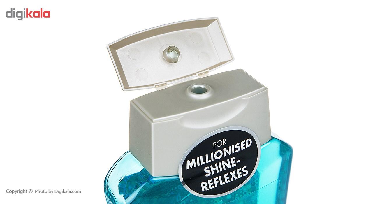 شامپو ترمیم کننده گلیس مدل Million Gloss حجم 400 میلی لیتر