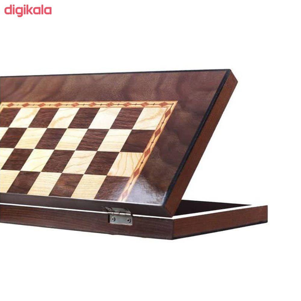 تخته شطرنج مدل رامسر مدل C-005 main 1 1