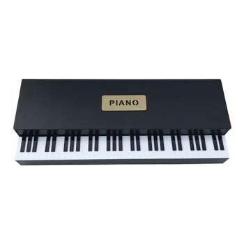 جعبه کادویی چوبی  مدل پیانو