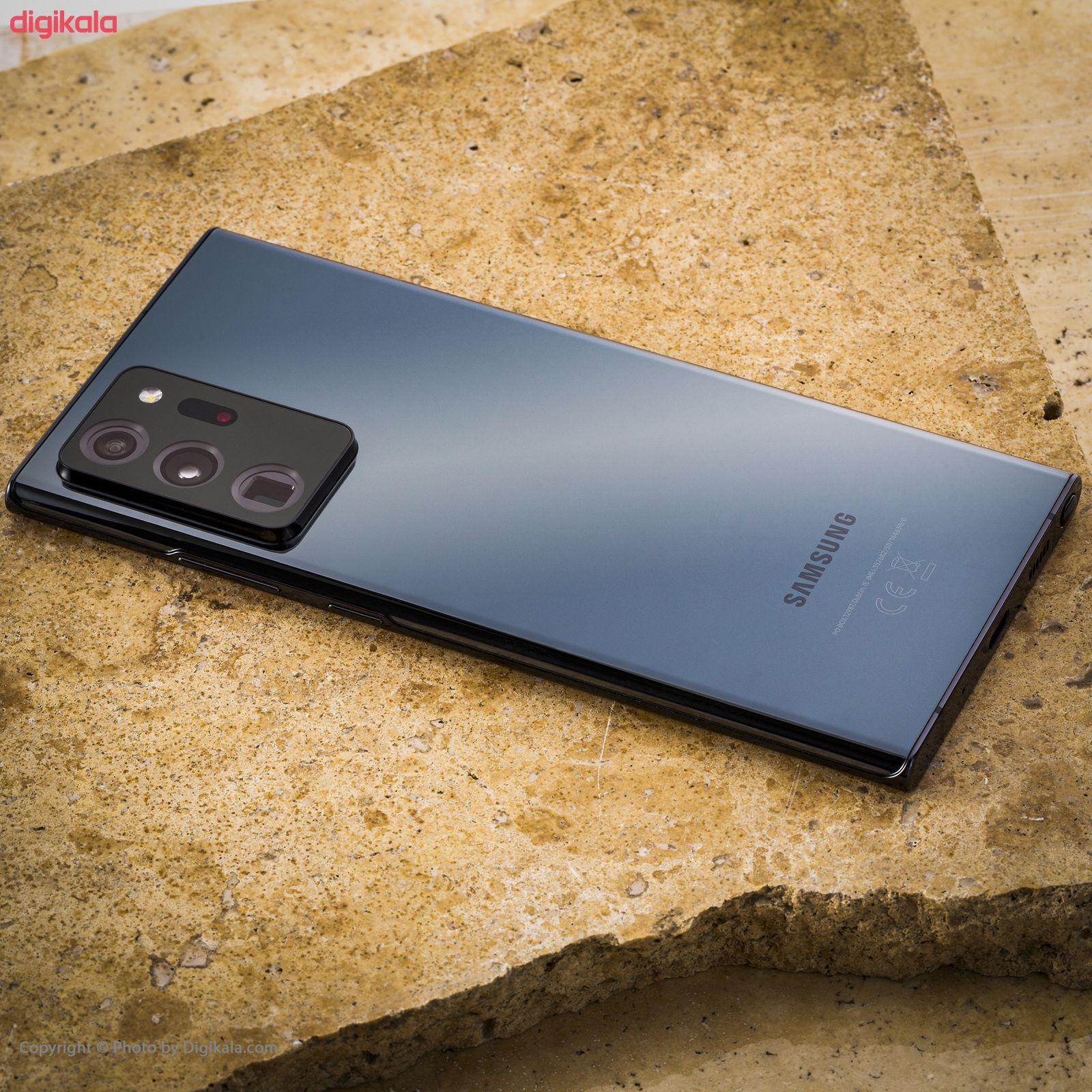 گوشی موبایل سامسونگ مدل Galaxy Note20 Ultra SM-N985F/DS دو سیم کارت ظرفیت 256 گیگابایت  main 1 25