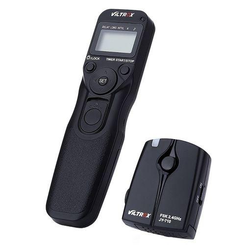 ریموت کنترل بی سیم دوربین ویلتروکس مدل JY-710 C