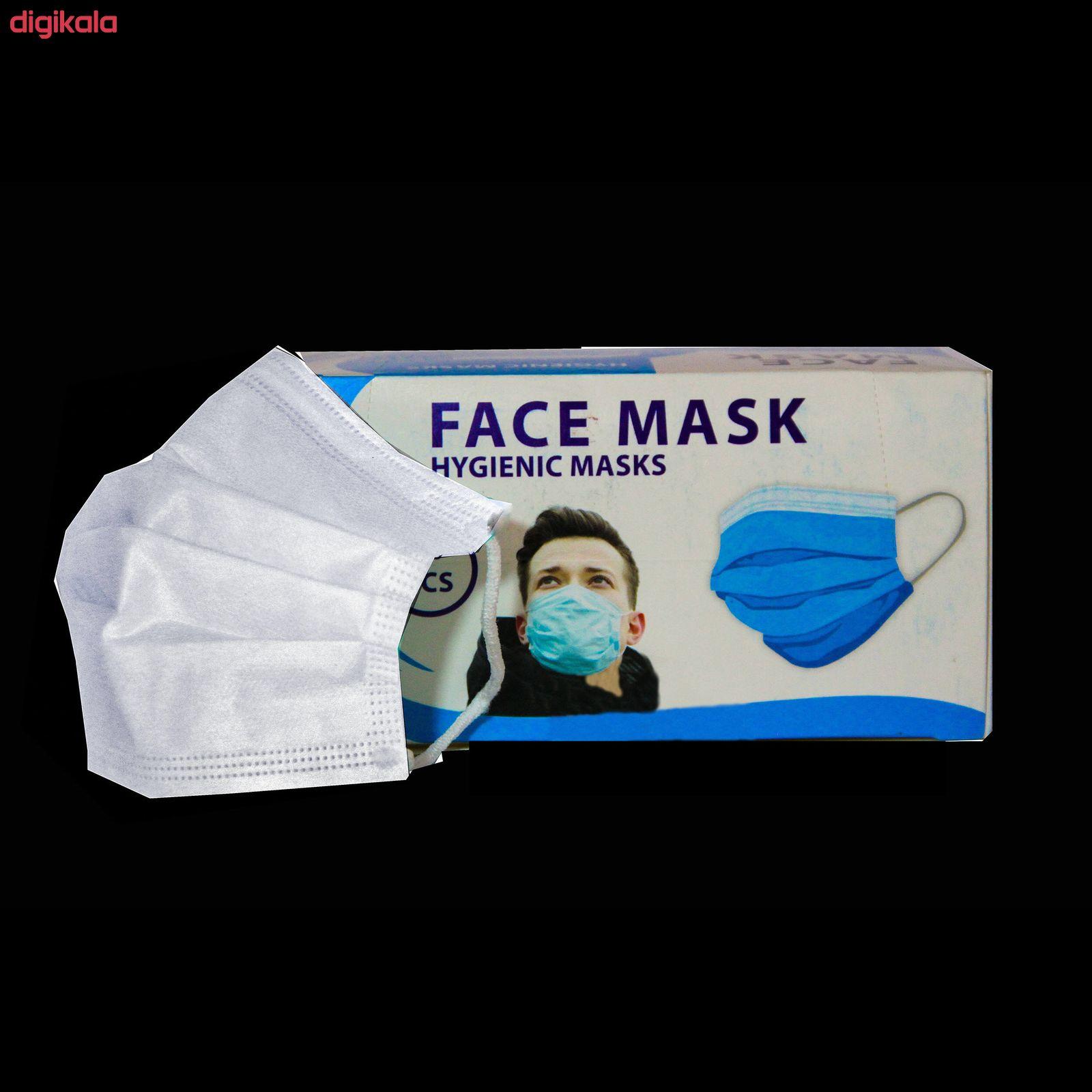 ماسک تنفسی مدل 3270 بسته 50 عددی main 1 7