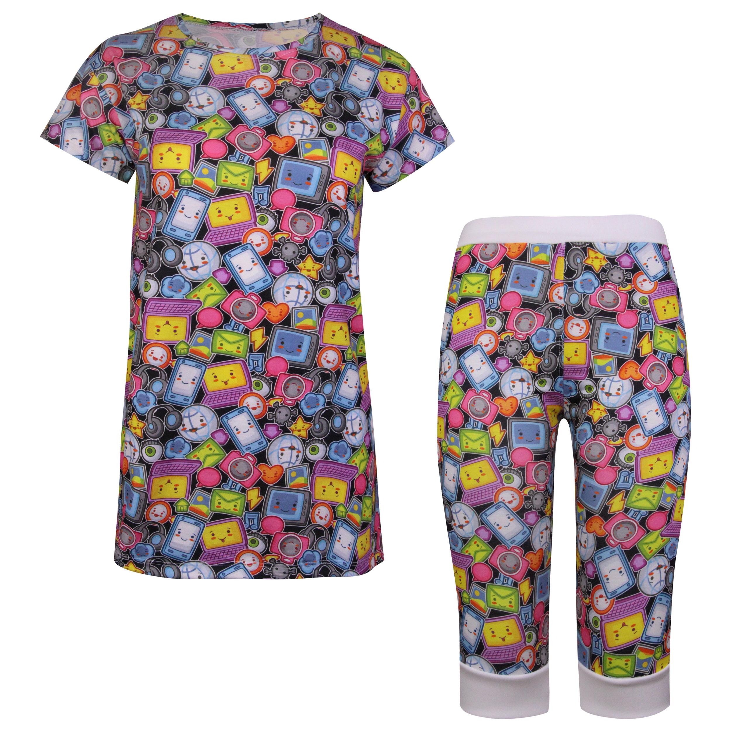 ست تی شرت و شلوارک زنانه ماییلدا مدل 3586-3