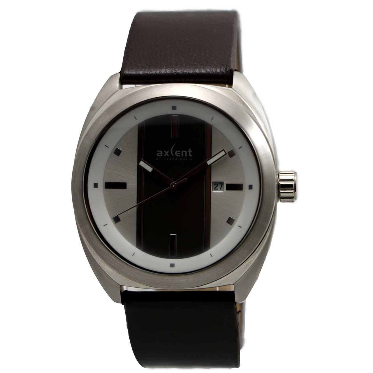 ساعت مچی عقربه ای مردانه اکسنت مدلix56504-636