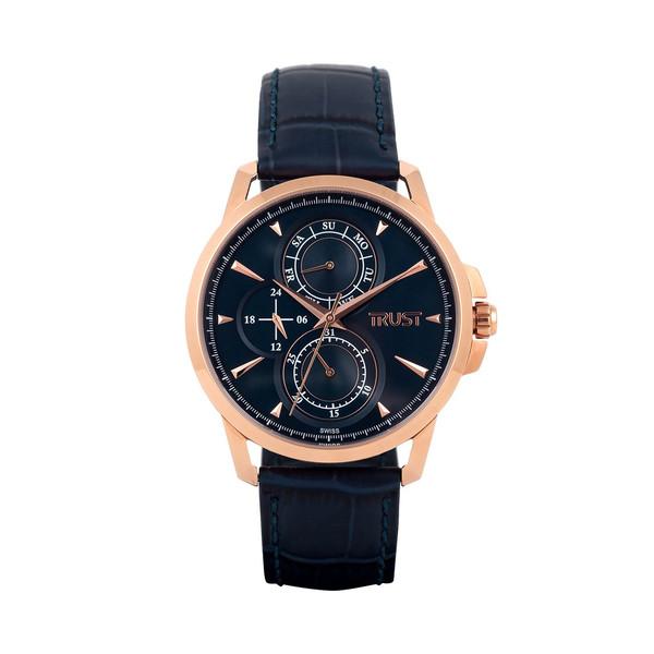 ساعت مچی عقربه ای مردانه تراست مدل G453CSG