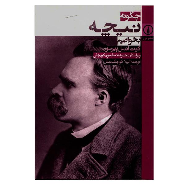 کتاب چگونه نیچه بخوانیم اثر کیت انسل پیرسون